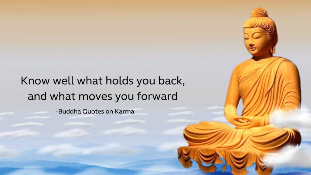 Budha Quotes on Karma