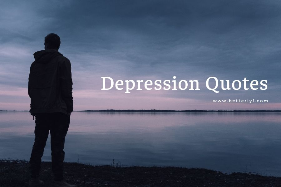 best depression quotes