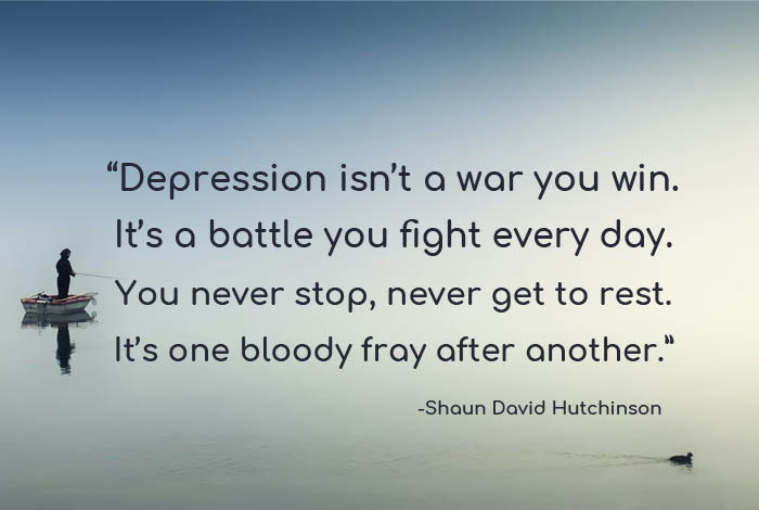 Best Depression Quotes image