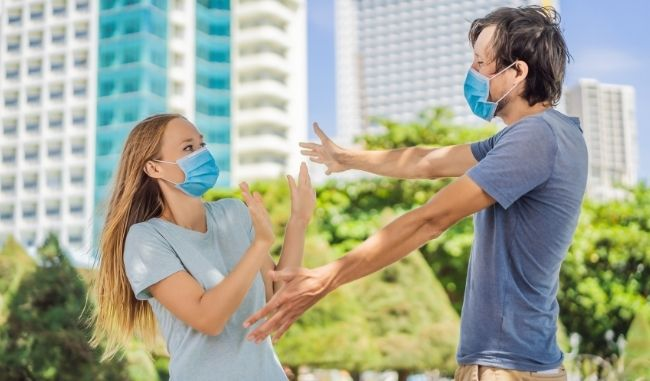 how to practice social distance in the time of coronavirus