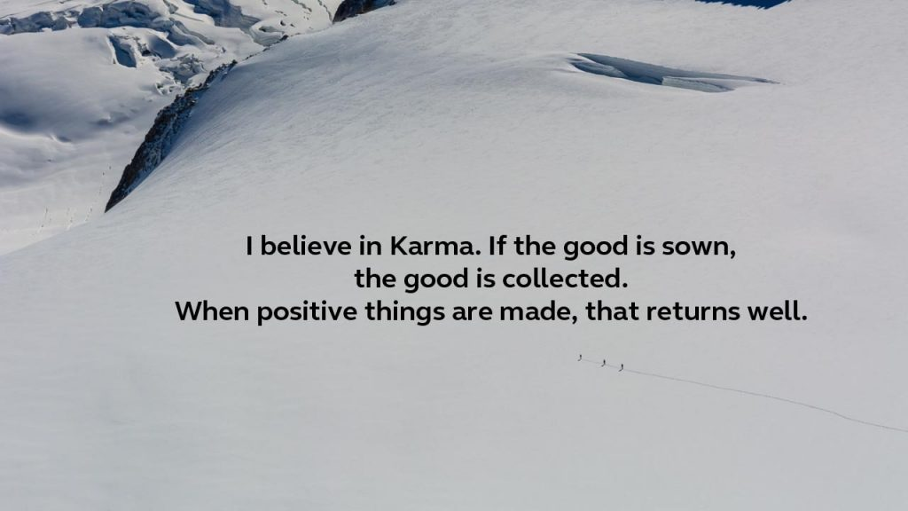 Karma Quotes Images