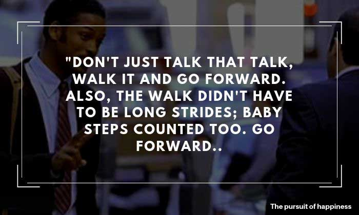 The Pursuit of Happyness Quotes 1